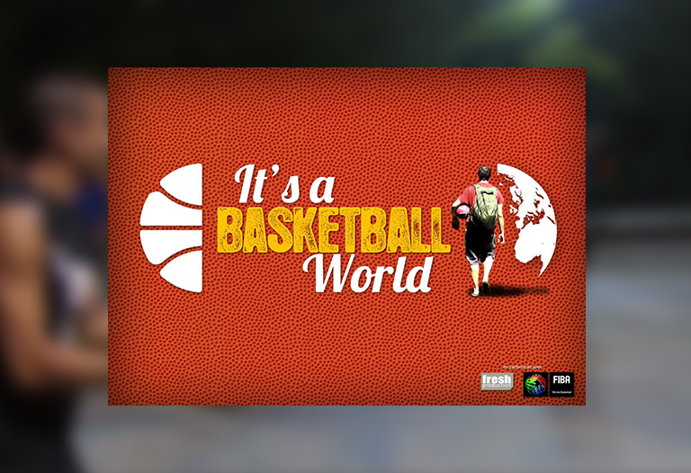 It's a Basketball World